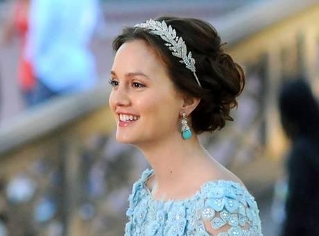 Blair Waldorf's weddin...