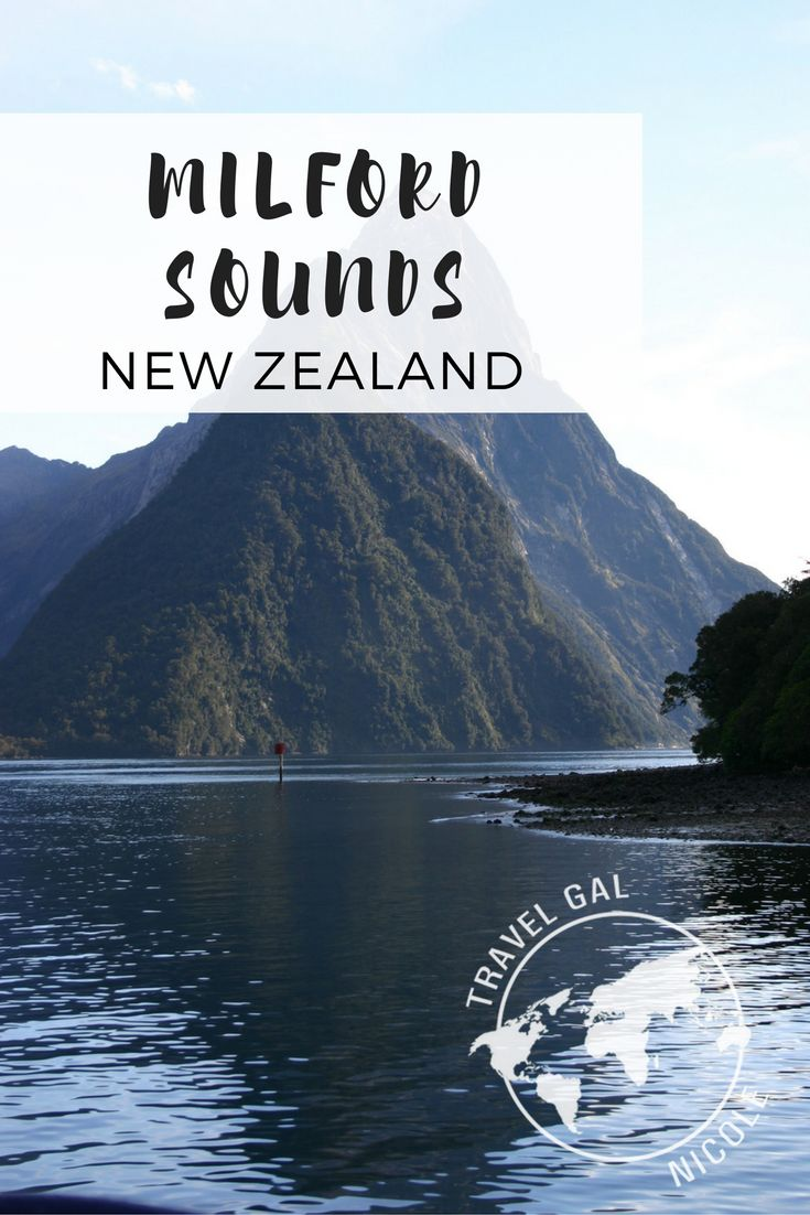 Absolutely stunning is the only way to describe Milford Sounds.  I took a day tour from Queenstown to Milford Sounds when I first arrived in New Zealand.  it was the best thing I did in the south island.  I'll be heading back in February and can't wait to go cruising through the Sounds and photograph this amazing place again.