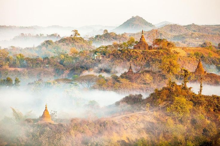 Incredible Mandalay, Myanmar, was the former royal capital of Burma. See more on link in bio #nayatraveler #traveldeeper #myanmar