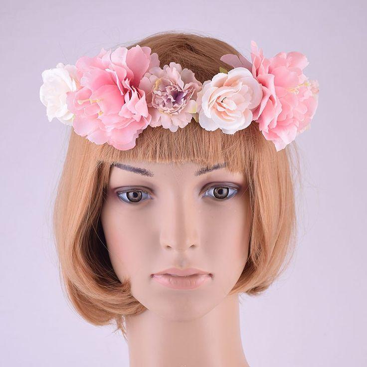 Roses carnations peony Flower halo Bridal Floral Crown Hair Wreath Mint head wreath wedding accessories headpiece bridesmaid   http://www.slovenskyali.sk/products/roses-carnations-peony-flower-halo-bridal-floral-crown-hair-wreath-mint-head-wreath-wedding-accessories-headpiece-bridesmaid/     USD 2.69/pieceUSD 1.59-6.19/pieceUSD 4.59/pieceUSD 7.99/pieceUSD 2.59/pieceUSD 2.69/pieceUSD 3.29/piece    size 17-18cm