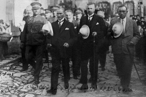 Kastamonu-25 Ağustos şapka devrimi- İnebolu