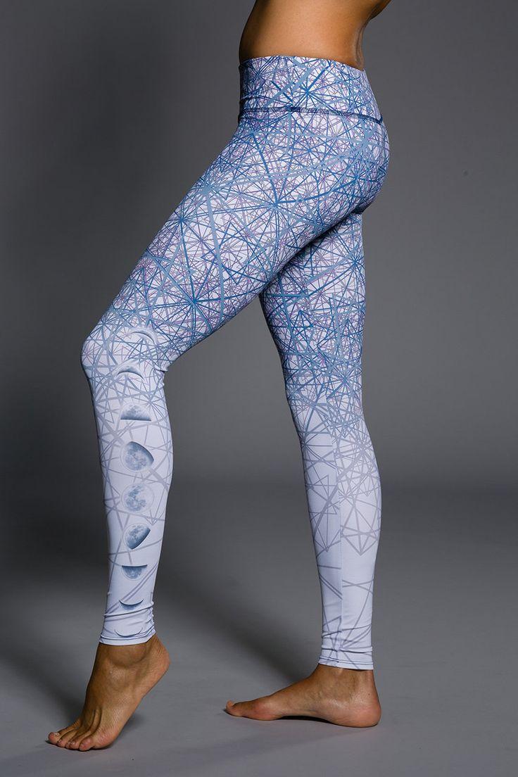 Onzie - Graphic Legging - Luna, $74.00 (http://www.onzie.com/graphic-legging-luna/)