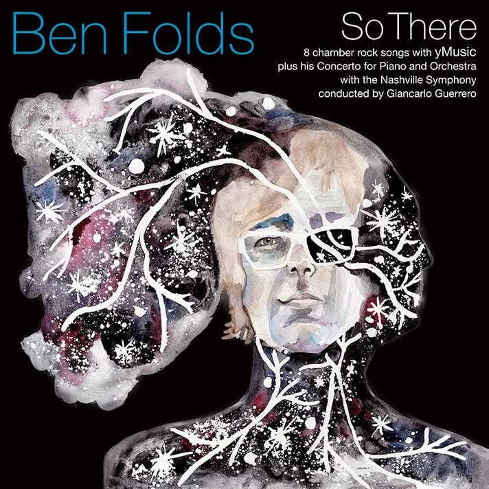 "Ben Folds and yMusic premiere lovely new song ""Capable of Anything"" — from ""So What"" released 9/11/2015"