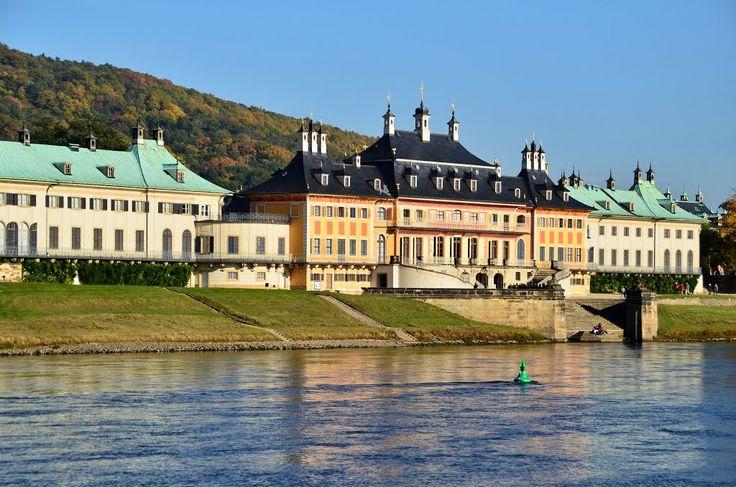 Dresden / Schloss Pillnitz (1)