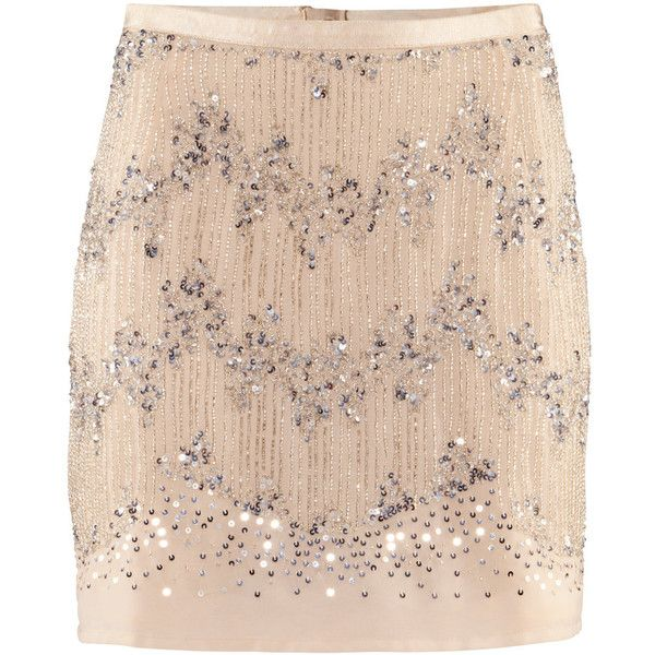 H Skirt ($57) ❤ liked on Polyvore