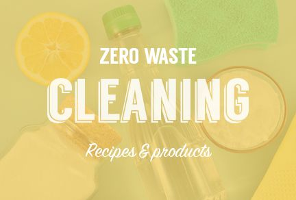 Check out all the ingredients you'll need to make your own cleaning products as well as  natural cloths, brushes and scourers http://store.detrashed.com