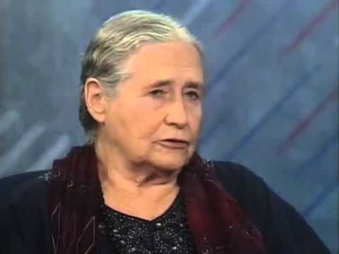 ▶ Doris Lessing's unfinished business with 'Ben in the World'   YouTube
