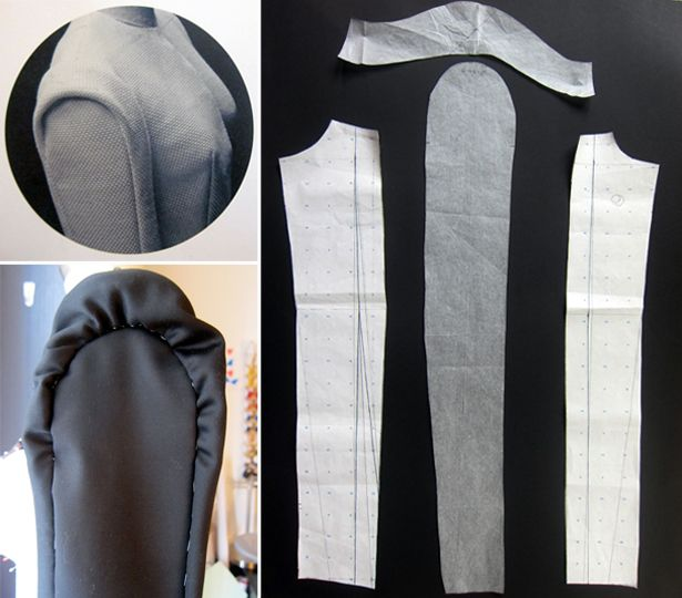 Behind the Seams with Marina von Koenig: The Making of a Couture Top – Sewing Blog | BurdaStyle.com