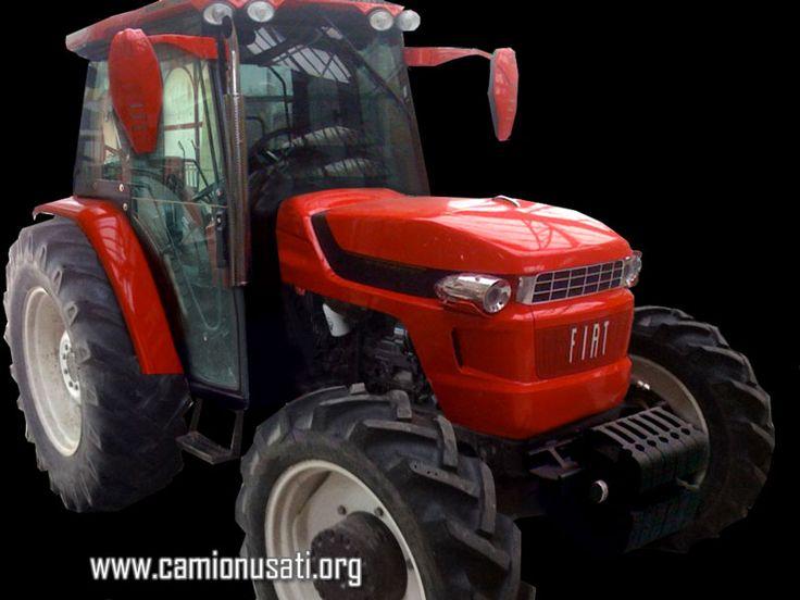 Fiat 640 DT Prototipo trattore agricolo gommato 4×4 con cabina | Camionusati web portal