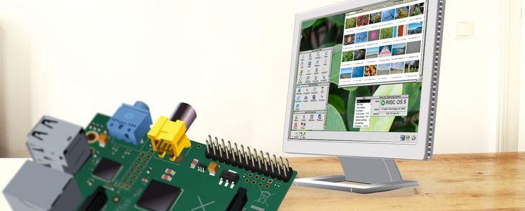 Turn Your Raspberry Pi Into a Retro PC With RISC OS #DIY #Linux #Raspberry_Pi #music #headphones #headphones