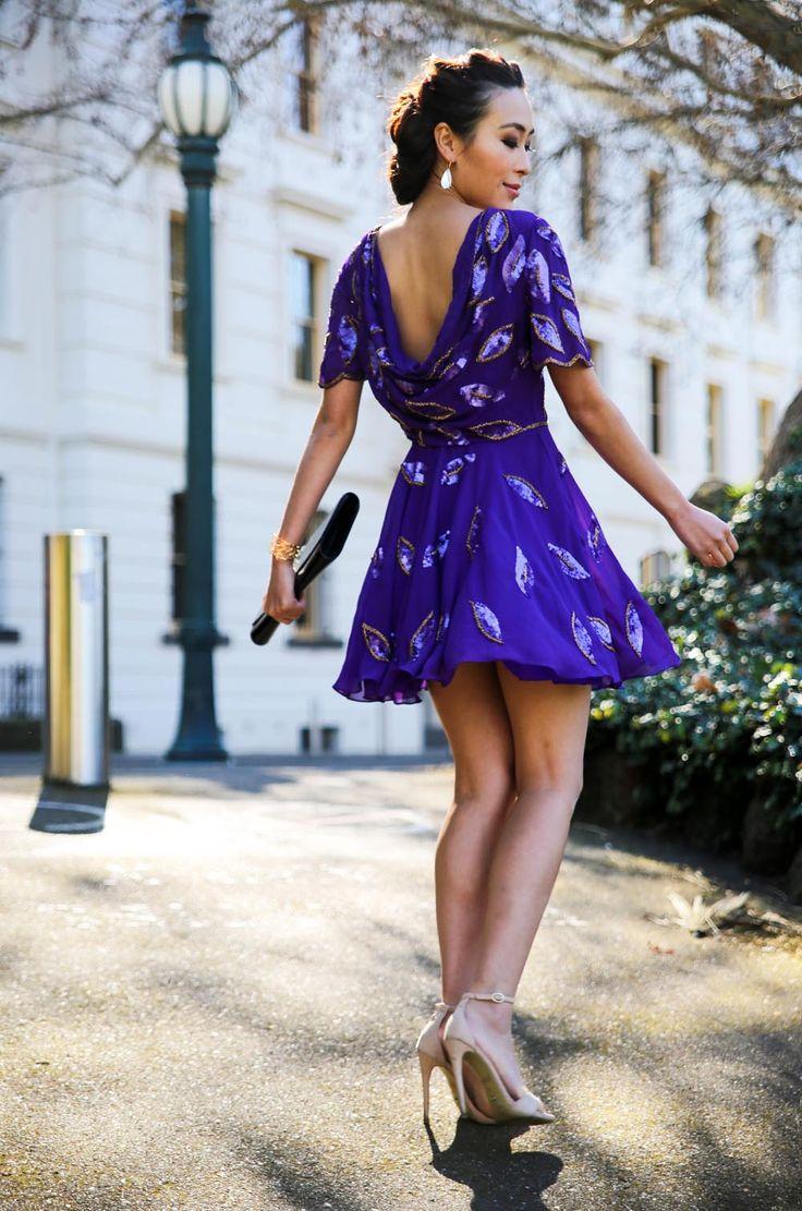 ASOS Virgos Lounge Gia Dress | The Tia Fox