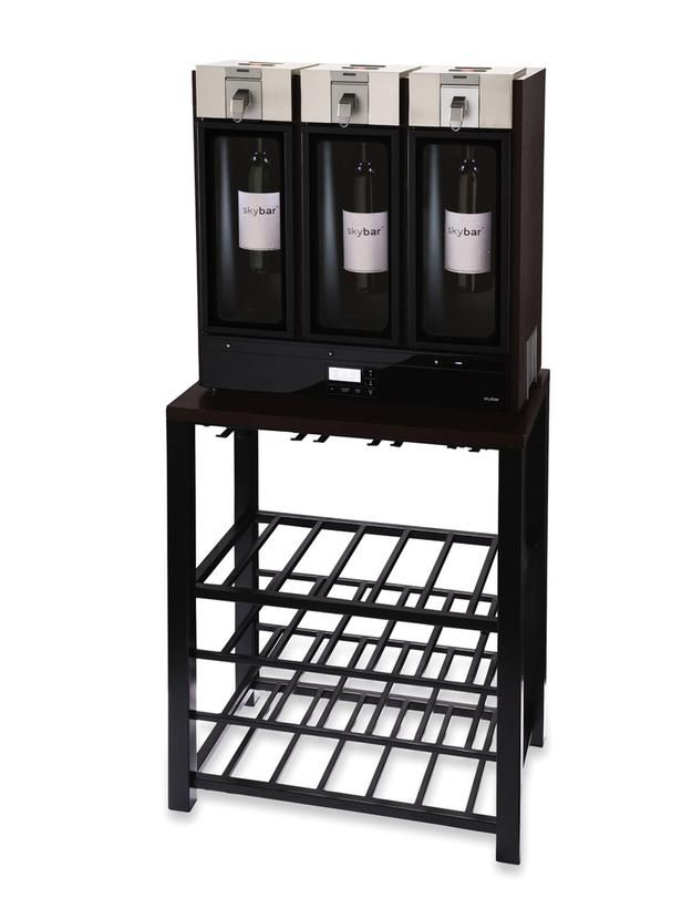 Must-Have Countertop Appliance: Wine Preservation SystemMust Hav Countertops, Kitchens Remodeling, Countertops Appliances, Must Hav Kitchens, Kitchen Countertops, Preserves System, Kitchens Countertops, Wine Preserves, Bar Wine
