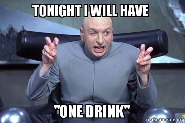 drinking meme 004 one drink