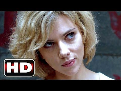 ▶ LUCY Trailer (Scarlett Johansson - 2014) - YouTube