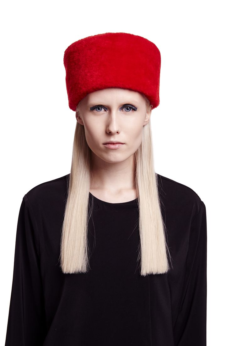 ONAR Itoh hat in red