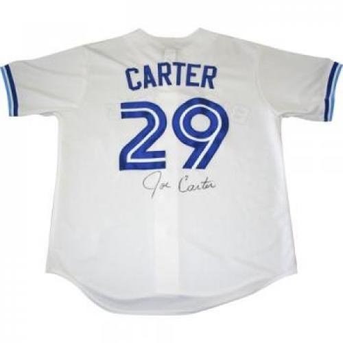 Joe Carter Autographed Jersey #SportsMemorabilia #TorontoBlueJays