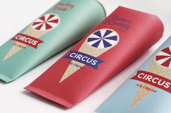 FörpackadBlogg om Förpackningsdesign, Förpackningar, Grafisk Design » Cirkusglass CAP&Design Nordens största tidning för kreativ