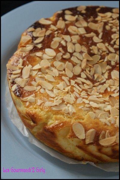 """Gâteau """"Nuage"""" au Lait Concentré....."""