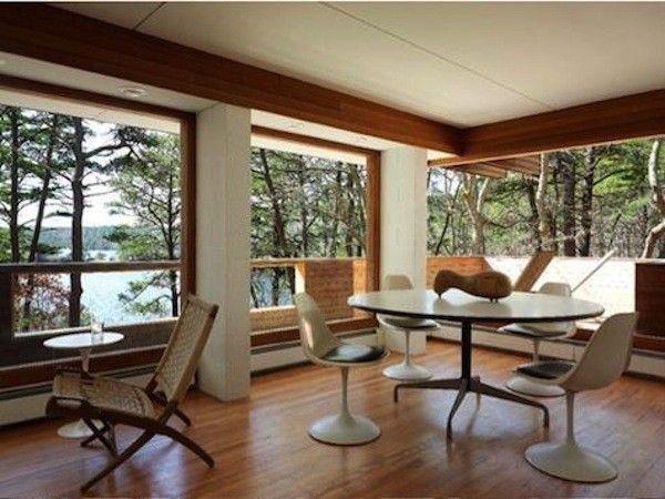 Kugel Gips House in Wellfleet, Cape Cod Modern House Trust | Remodelista