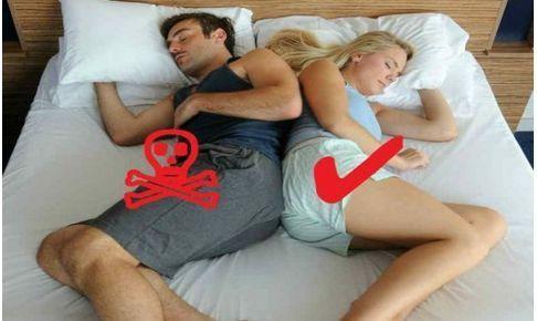 Pozor, na které straně spíte! Spaní na pravé straně může být příčinou mnoha nemocí - Vitalitis.cz