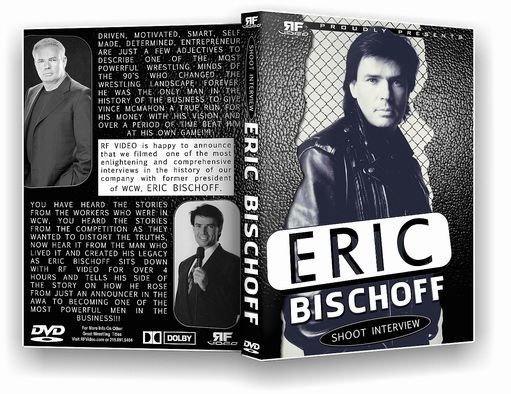 Eric Bischoff Shoot Interview