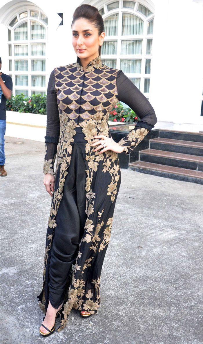 Kareena Kapoor khan in Anamika Khanna