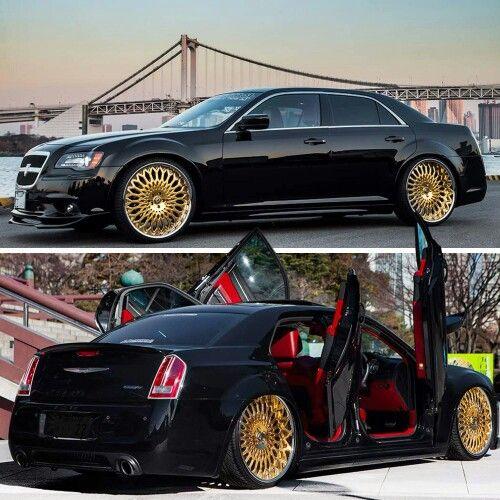 Gorgeous Custom Bentley: 300 Srt8/meet Mr. Bentley On