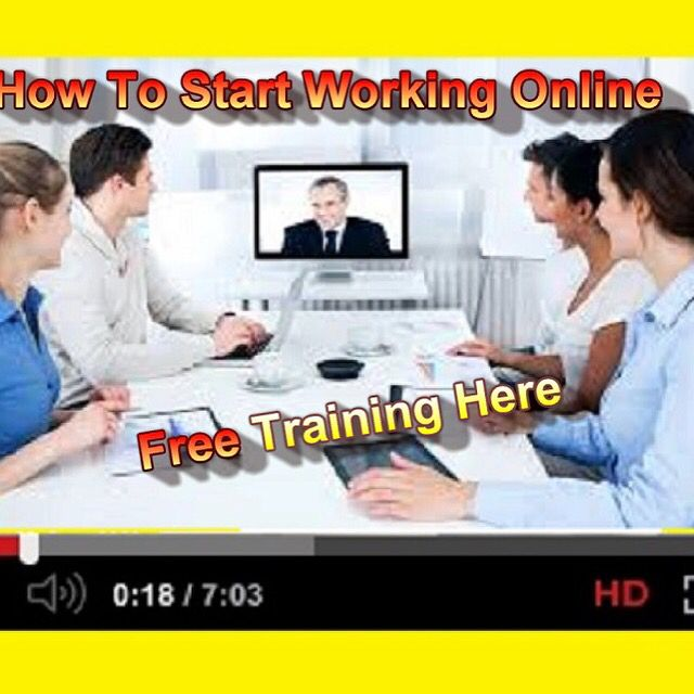 How to start working online from anywhere see this Free training video here..http://goo.gl/zt0xip  Looking to start learning how to start working online from home or anywhere then you need to see these free training videos first as they show just what it takes. #onlinetraining