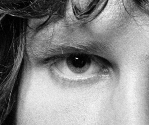 The eye of Jim Morrison. ☚