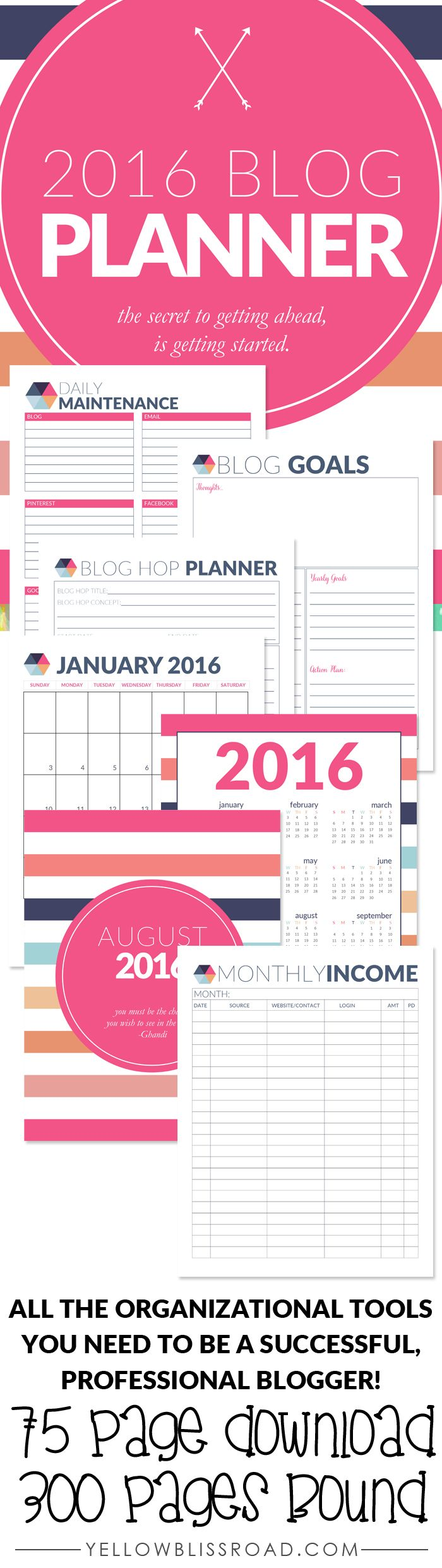 Best 25+ Blog planner ideas on Pinterest | Blogs on life, Toi ...