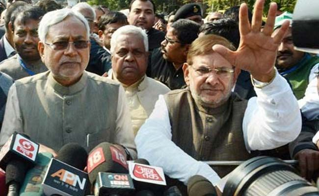 In Eulogy To Partnership Sharad Yadav Drops (Some) Rancour For Nitish Kumar - NDTV #757Live