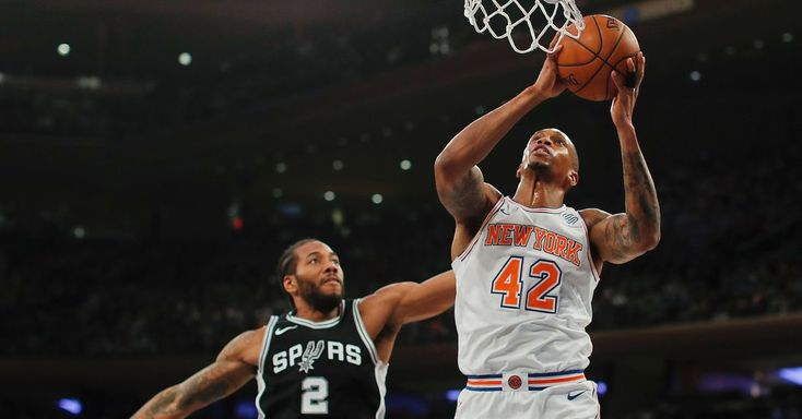 Knicks Fall to Spurs, Allowing Gregg Popovich to Move Up Career Wins List - The New York Times