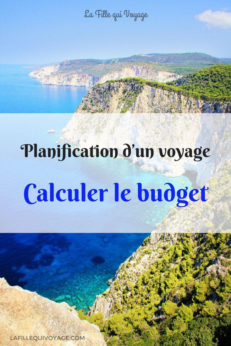 Tout ce qu'il faut savoir pour calculer le budget d'un voyage.