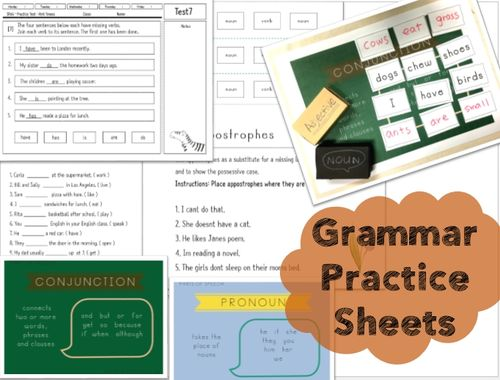 Worksheets Daily Grammar Practice Worksheets 17 terbaik ide tentang grammar practice di pinterest daily worksheets