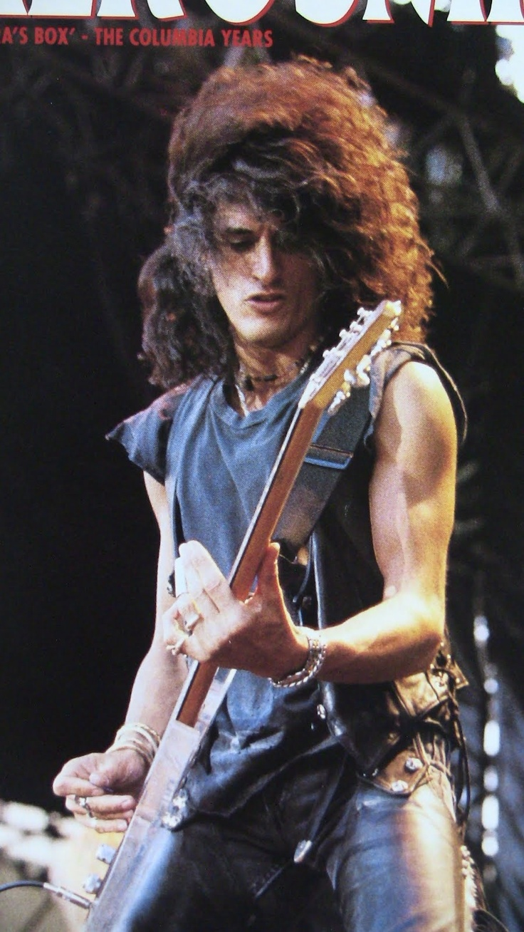 Joe Perry (...let there be rock)