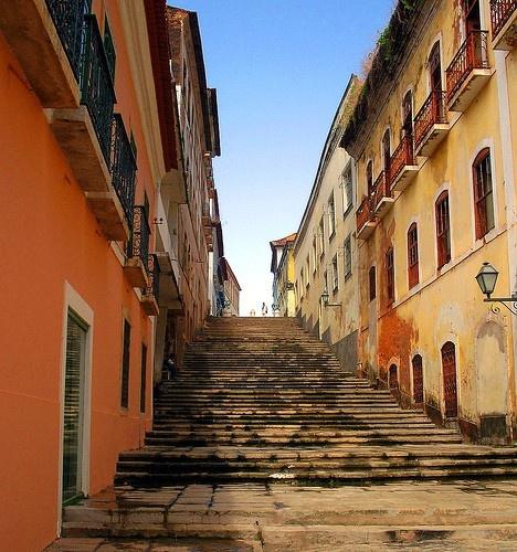 São Luís, Maranhão - (via pinterest)