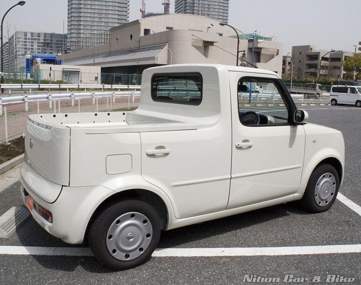 Nissan Cube pickup