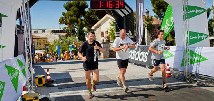 ¿Eres uno de los mil participantes en la prueba inaugural de las Races Trail Running? Organízate para disfrutar sin prisas de la experiencia.