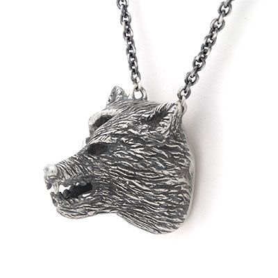 Wolf Necklace | Captve Jewellery