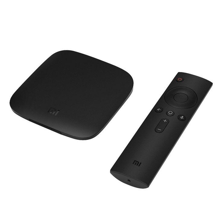 Android TV Box: Xiaomi Mi Box, MEMOBOX UFO and H96 PRO PLUS
