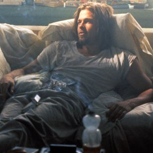 10 Best Stoner Movies of All Time: 'True Romance' 1993   Rolling Stone.  Brad Pitt, Patricia Arquette.