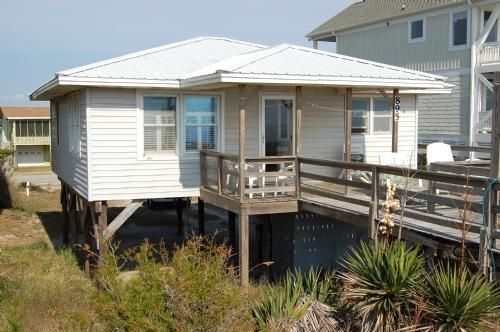 Holden Beach - Small house with cheap fall rate