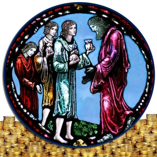 The Parable of the Talents (Matthew 25:14-30)