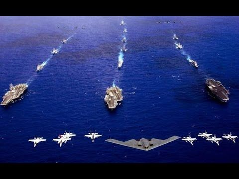 Top 10 Largest and Most Powerful Naval Forces in the World