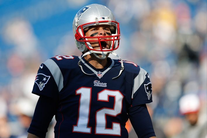 Tom Brady Restructures Contract...Again - Pats Pulpit