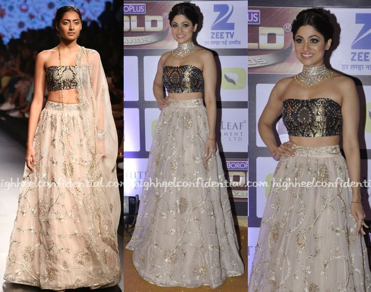 shamita-shetty-payal-singhal-zee-gold-awards-2016