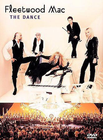 Fleetwood Mac The Dance Pop Live Performance Filmed at WB Studio CA DVD 1997