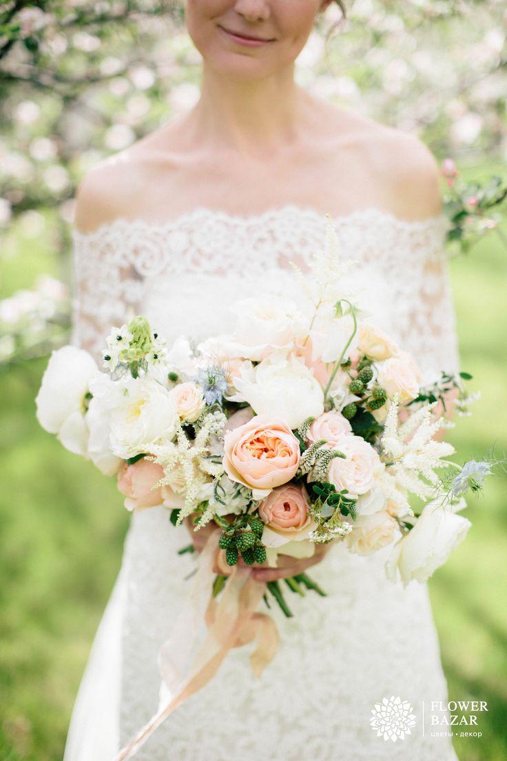 букет невесты, букет невесты нежный, букет невесты 2016, букет невесты рустик, растрепанный букет невесты, букет невесты необычный, букет невесты нежный, букет невесты розы, букет невесты персиковый