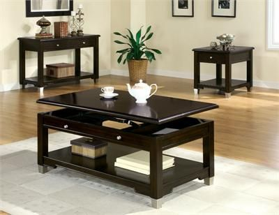 Liberty Transitional Rectangular Lift Top Cocktail Table With Shelf By  Coaster   Fiesta Furniture   Cocktail Or Coffee Table