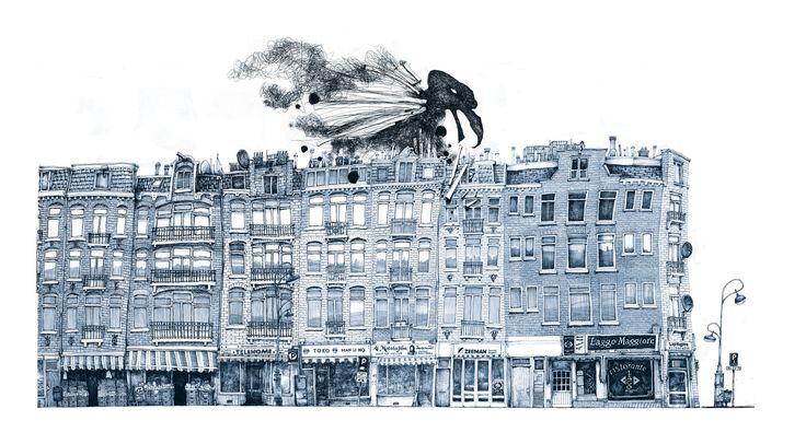 Javastraat, Amsterdam - by Paul van der Steen